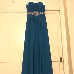 Dresses & Skirts - Formal Dress | Long Strapless Gown